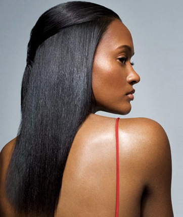 nutress healthy relaxed hair