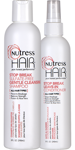 stop break shampoo and conditioner