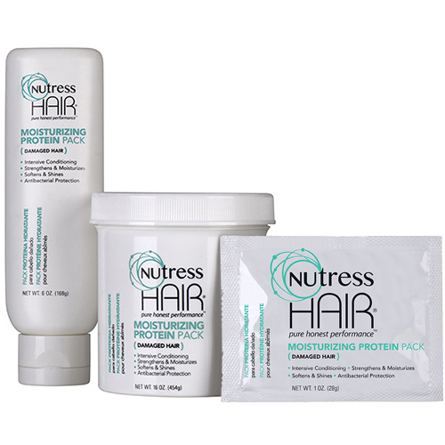 protein conditioner for damaged hair from nutress hair. Black Bedroom Furniture Sets. Home Design Ideas