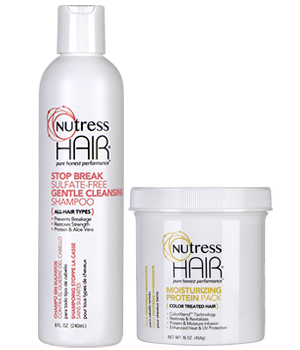protein pack and sulfate free shampoo combo pack
